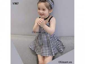 Váy kẻ