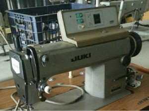 Máy may điện tử Juki 4 số nhật