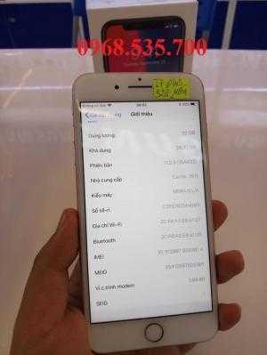 Điện thoại Iphone 7 plus 32G bán trả góp trả trước 20%