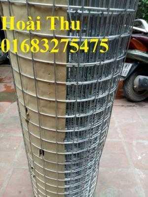 Lưới thép hàn D2 a(25x25), D3a(50x50), D4a(100x100) hàng mạ kẽm, sơn tĩnh điện bọc nhựa