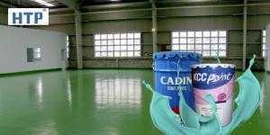 Nhận báo giá sơn epoxy KCC nhanh chóng chính xác cho công trình