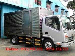 Công ty bán xe tải Jac 3T45/3.45 tấn công nghệ Isuzu mạnh mẽ trả góp giá tốt
