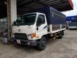 Xe tải 120sl thùng mui bạt 8 tấn