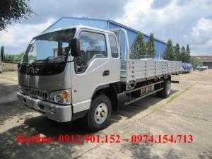 Thông số kỹ thuật xe tải Jac 8.4 tấn/8T4 - Bán trả góp giá rẻ