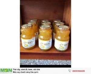 Cam mật ong Hàn quốc