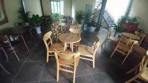 Ghế gỗ cafe rẻ