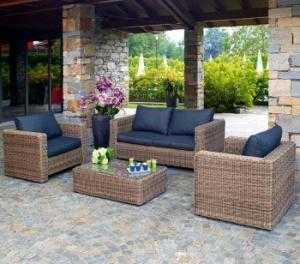Sofa mây nhựa giá rẻ nhất thị trường