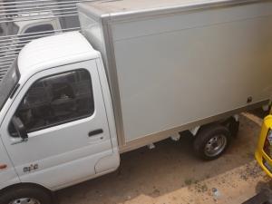 Giá xe tải nhỏ veamstar 710 kg thùng kín 2018, Xe tải Phú Mẫn tặng Vòng tay tỳ hưu  tài lộc bằng vàng