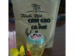Combo Mỡ Trăn + Cám gạo