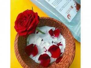 Mặt Nạ Collagen Hoa Hồng Cheryl