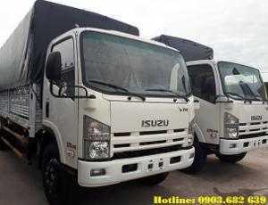 Giá xe tải Isuzu VM 3490kg/3T49/3.49 tấn -Phú Mẫn Auto  tại Tp HCM