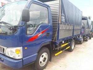 Xe Tải Jac 2t4, Jac thùng khung mui bạt - tiết kiệm nhiên liệu  Công Nghệ Isuzu Phú Mẫn Auto