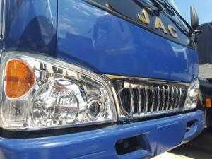 Xe Tải Jac 2.4 Tấn, Jac thùng khung mui bạt - tiết kiệm nhiên liệu  Công Nghệ Isuzu Phú Mẫn Auto
