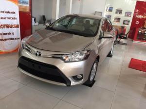Toyota Vios 1.5e MT Số Sàn Nâu Vàng