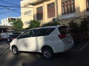 Toyota Innova 2.0e Số Sàn Màu Trắng, Vay Lãi...