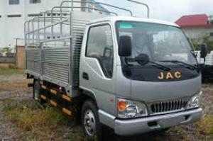 Xe tải Jac 2.4t, cho vay trả góp, lãi suất thấp