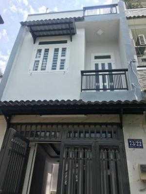 Bán nhà đường số 14 quận Bình Tân