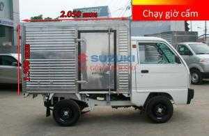 Bán xe tải Suzuki Truck 500kg, Blind Van chạy...