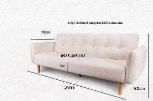 Sofa giường giá rẻ nhấn nút giá rẻ - xưởng sản xuất sofa giá rẻ