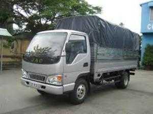 Xe tải Jac, 1.49t, giao xe ngay, vay trả góp xe tải Phú Mẫn