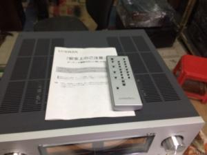 Bán chuyên ampli luxman 550AX đẹp long lanh, hàng tuyển chọn về
