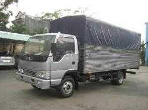 Xe tải Jac 4.9t, giá trả góp, lãi xuất ưu đãi