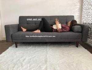 Sofa giường 2 trong 1 giá rẻ nhất chất lượng tốt nhất - xưởng sản xuất sofa giá rẻ/Nội Thất Hoàng Thạch