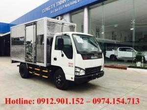 Công ty bán xe tải Isuzu 2.2 tấn/2T2 thùng dài 4.4 mét - Hỗ trợ vay vốn cao