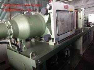 Bán máy ép nhựa NISSEI 120 Tấn 2 cảo( ép được hai màu) củ bao đẹp bền như mới tại cơ sở phú hưng