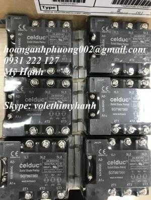 Relay Celduc SOL942960