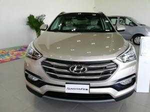 Hyundai Santafe 2018 - Ưu Đãi Tốt Nhất Miền Nam