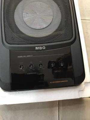 Sub MPQ âm thanh hay, chât lượng tốt cho xe của bạn