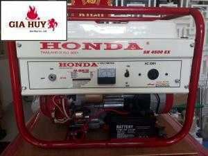 Máy phát điện SH4500EX phụ kiện chính hãng