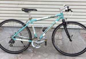 Xe đạp nhật bãi Bianchi Cielo