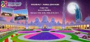 Nào Mình Cùng Dubai Nhé
