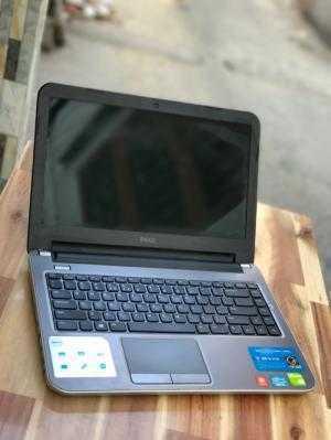 Laptop Dell Inspiron 5421, i5 3337U 4G 500G Vga rời 2G Đẹp zin 100% giá rẻ