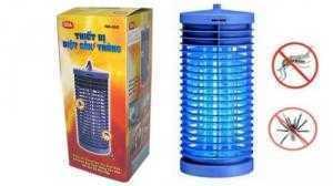 Đèn bắt muỗi,diệt côn trùng Well DS-D6
