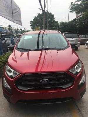 Ford Ecosport Ambiente 1.5L Số sàn 2018 Khuyến mãi Siêu Khủng Khi Thuế Gỉam 0%
