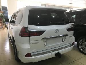 Bán Lexus LX570 sản xuất và đăng ký 2016,có hóa đơn Vat ,xe siêu đẹp,thuế sang tên 2%.