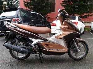 SYM Joyride 110 Fi Phun Xăng Điện Tử Kiểu...