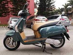 Kymco Like 125 Fi Phun Xăng Điện Tử Kiểu Dáng...