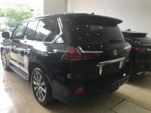 Bán Lexus LX570 nhập mỹ,sản xuất và đăng ký 2016,màu đen,có hóa đơn VAT.