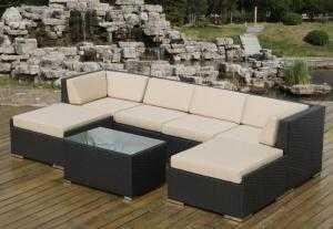 Sofa mây nhựa rẻ nhất
