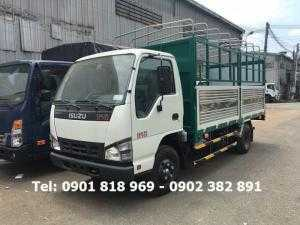Xe tải Isuzu 1t9 / 1,9 tấn / 1.9 tấn QKR270 giá rẻ trả góp 90%, lãi suất thấp