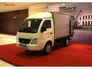 Xe Tải Tata thùng kín 1.2 tấn , 1200kg