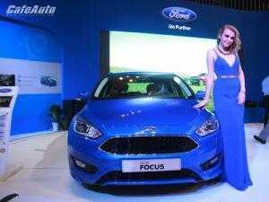 Ford Focus 2018  Khuyến Mãi Combo Nội Thất Sang Trọng Tại City Ford