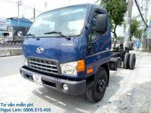 Xe tải Hyundai hd800 8 tấn