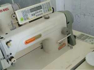 Máy may điện tử Siruba đài Loan
