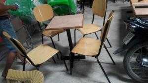 Cần thanh lý gấp 50 bộ bàn ghế giá rẻ
