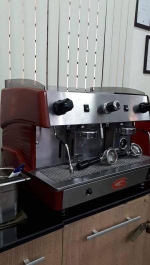 Thanh lý gấp máy pha cà phê chuyên nghiệp GRIMAC Twenty 2 group nhập khẩu Ý.